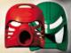 Set No: 8530  Name: Kanohi Mask Pack (Non-US Version) polybag