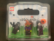 Set No: 853607  Name: Legoland Minifigure Halloween 2018 blister pack
