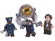 Set No: 853651  Name: Gotham City Police Department Pack blister pack