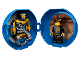 Set No: 853758  Name: Jay's Kendo Training Pod blister pack