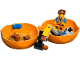 Set No: 853874  Name: Emmet Pod blister pack