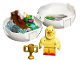 Set No: 853958  Name: Chicken Skater Pod polybag