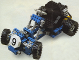 Set No: 854  Name: Go-Kart