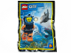 Set No: 862011  Name: Diver and Sawfish foil pack