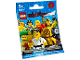 Set No: 8684  Name: Minifigure, Series 2 (Complete Random Set of 1 Minifigure)