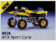Set No: 8826  Name: ATX Sport Cycle
