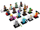 Set No: 8827  Name: Minifigure, Series 6 (Complete Series of 16 Complete Minifigure Sets)