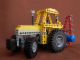 Set No: 8849  Name: Tractor