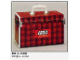 Set No: 890  Name: Lockable Storage Box, Empty