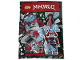 Set No: 891952  Name: Blizzard Samurai foil pack #1