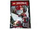 Set No: 891956  Name: Blizzard Samurai foil pack #2