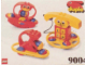 Set No: 9004  Name: Activity Playthings