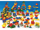 Set No: 9080  Name: Giant Duplo Basic Set
