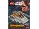 Set No: 911506  Name: Snowspeeder foil pack #1
