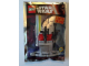 Set No: 911511  Name: Jedi Weapon Stand foil pack