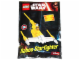 Set No: 911609  Name: Naboo Starfighter foil pack