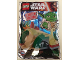 Set No: 911614  Name: Yoda's Hut Foil Pack