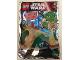 Set No: 911614  Name: Yoda's Hut - Mini Foil Pack
