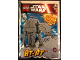 Set No: 911615  Name: AT-AT foil pack