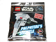 Set No: 911617  Name: Palpatine's Shuttle foil pack