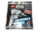 Set No: 911617  Name: Palpatine's Shuttle foil pack