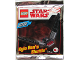 Set No: 911831  Name: Kylo Ren's Shuttle foil pack
