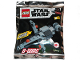 Set No: 911950  Name: B-wing foil pack