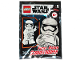 Set No: 911951  Name: First Order Stormtrooper foil pack