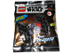 Set No: 911953  Name: First Order SF TIE Fighter foil pack