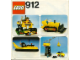 Set No: 912  Name: Universal Building Set
