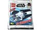 Set No: 912067  Name: TIE Interceptor - Mini foil pack
