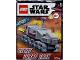 Set No: 912176  Name: Clone Turbo Tank foil pack