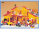 Set No: 9152  Name: Duplo House -123 elements