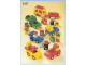 Set No: 9157  Name: Duplo Job Vehicles with Workers