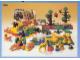 Set No: 9160  Name: Duplo Safari Park - 92 elements, 6 act. cards
