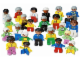 Set No: 9171  Name: Duplo World People