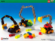 Set No: 9201  Name: Duplo Toolo (Action Wheelers) Medium Set