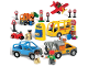 Set No: 9207  Name: Duplo Community Vehicles