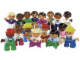 Set No: 9222  Name: Duplo World People
