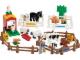 Set No: 9238  Name: Farm Animals
