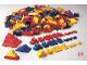 Set No: 9261  Name: Sloped Bricks (Roof Tiles)