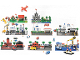 Set No: 9324  Name: Micro Building Set