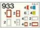 Set No: 933  Name: Doors and Windows