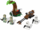 Set No: 9489  Name: Endor Rebel Trooper & Imperial Trooper Battle Pack