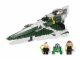 Set No: 9498  Name: Saesee Tiin's Jedi Starfighter
