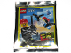 Set No: 952002  Name: Fireman with Drone foil pack