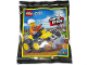 Set No: 952003  Name: Construction Worker with Bulldozer foil pack
