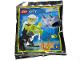 Set No: 952019  Name: Scuba Diver and Shark foil pack #2