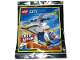 Set No: 952101  Name: Policeman and Helicopter foil pack