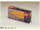 Set No: 961  Name: Expert Builder/Gear Parts